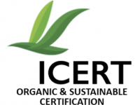 Logo ICERT - Organic&Sustainable